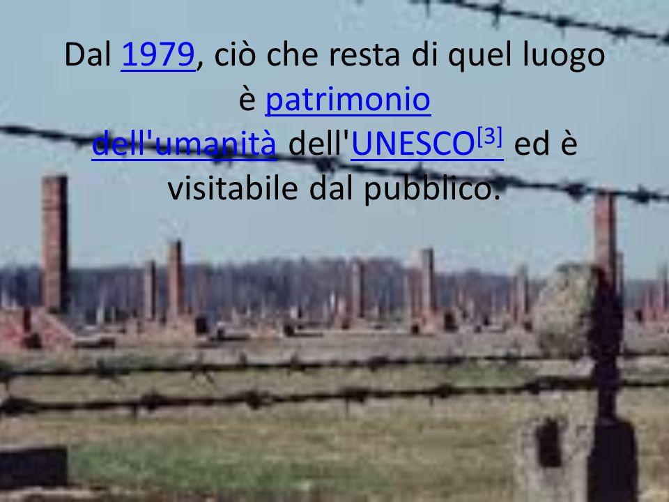 Dal 1979, ciò che resta di quel luogo è patrimonio dell umanità dell UNESCO[3] ed è visitabile dal pubblico.